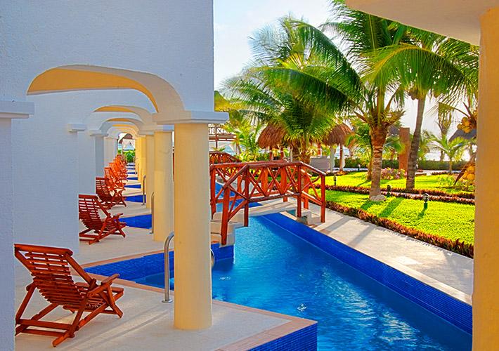 Hidden Beach Resort Cancun Mexico - Nude Resort