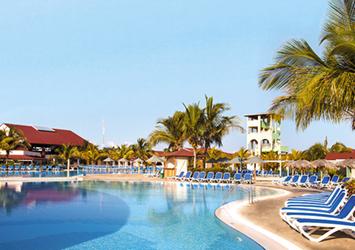 Memories Caribe Beach Resort Air