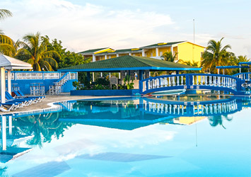 Hotel Playa Coco 3.5 star, Cayo Coco, Cuba