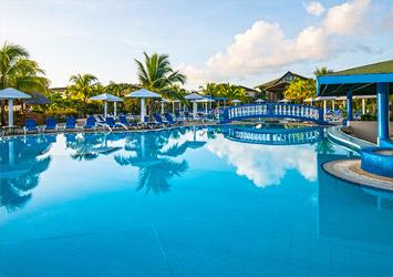 Hotel Playa Coco 3.5 star, Cayo Coco, Cuba pool