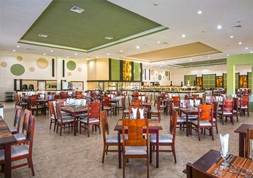 Hotel Playa Coco 3.5 star, Cayo Coco, Cuba restaurant
