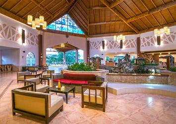 Hotel Playa Coco 3.5 star, Cayo Coco, Cuba lobby