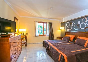Hotel Playa Coco 3.5 star, Cayo Coco, Cuba bedroom