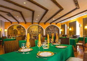 Hotel Playa Coco 3.5 star, Cayo Coco, Cuba cafe
