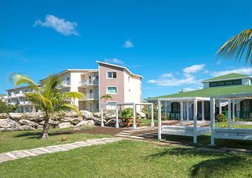 Hotel Playa Coco 3.5 star, Cayo Coco, Cuba gardens