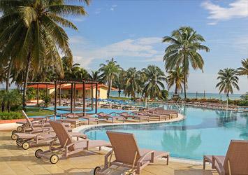 Club Cayo Guillermo 3 star, Cayo Coco, Cuba pool