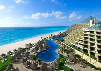 Paradisus Cancun Cancun, Mexico beach pool