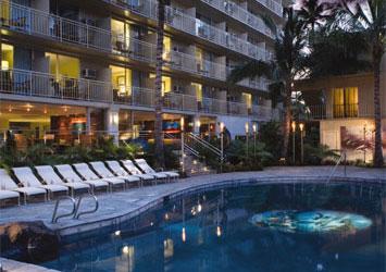 Courtyard Marriott Waikiki Beach 3 1/2* Honolulu, United States