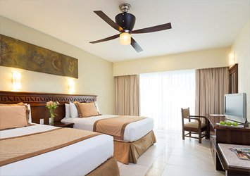 Blue Bay Grand Esmeralda Riviera Maya, Mexico bedroom