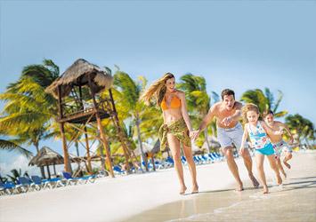 Blue Bay Grand Esmeralda Riviera Maya, Mexico beach