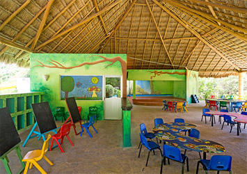 Blue Bay Grand Esmeralda Riviera Maya, Mexico kids game room