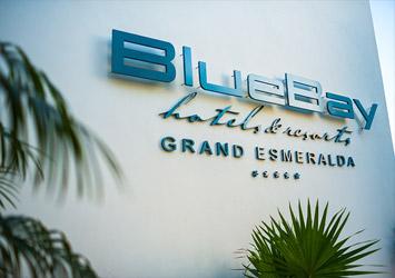 Blue Bay Grand Esmeralda Riviera Maya, Mexico