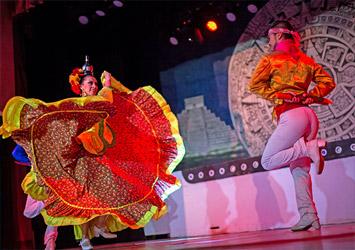 Blue Bay Grand Esmeralda Riviera Maya, Mexico shows