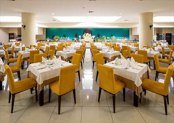 Blue Bay Grand Esmeralda Riviera Maya, Mexico dining
