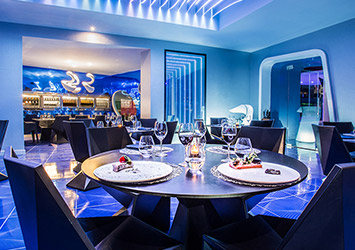 The Tower By Temptation Cancun 21 Plus dining
