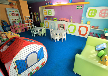 All Ritmo Cancun Resort And Waterpark kids game room
