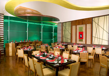 Beach Palace Cancun, Mexico dining