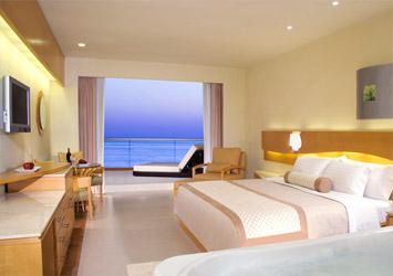 Beach Palace Cancun, Mexico room