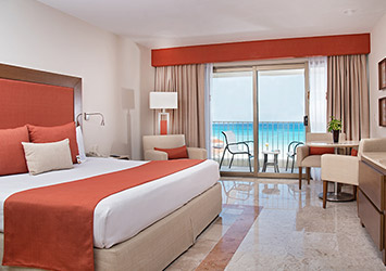 Grand Park Royal Cancun Cancun, Mexico bedroom