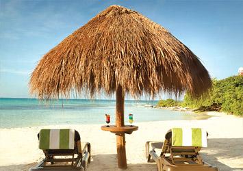 Hyatt Ziva Cancun Mexico beach