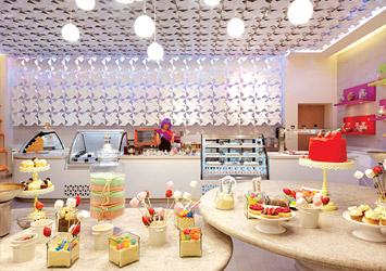 Hyatt Ziva Cancun Mexico snack bar