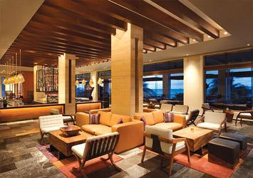 Hyatt Ziva Cancun Mexico bar