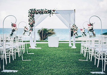 Coral Level At Iberostar Selection Cancun wedding