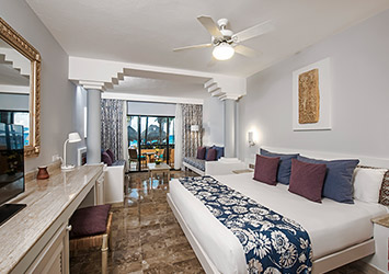 Iberostar Tucan, Riviera Maya king bedroom