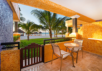 Iberostar Tucan, Riviera Maya balcony view