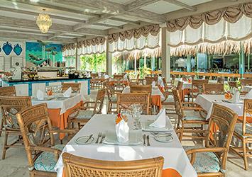 Iberostar Tucan, Riviera Maya dining