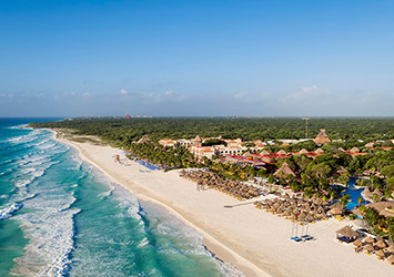 Iberostar Tucan, Riviera Maya beach