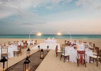 Iberostar Tucan, Riviera Maya wedding