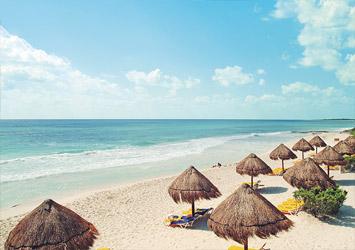 Iberostar Paraiso Del Mar Riviera Maya, Mexico beach
