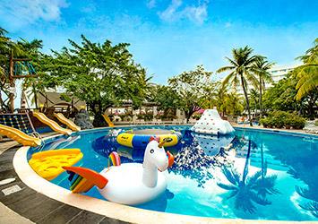 Oasis Palm Cancun, Mexico kids pool