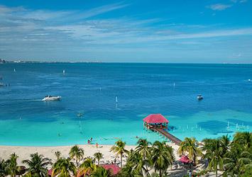 Oasis Palm Cancun, Mexico sailing