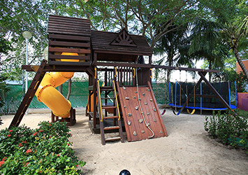 Oasis Palm Cancun, Mexico play ground