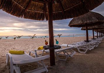 Park Royal Beach Cancun Cancun, Mexico beach