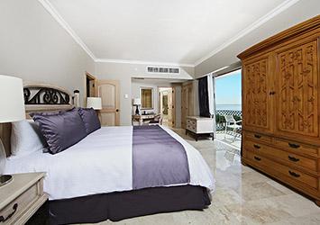 Sandos Cancun Cancun, Mexico bedroom