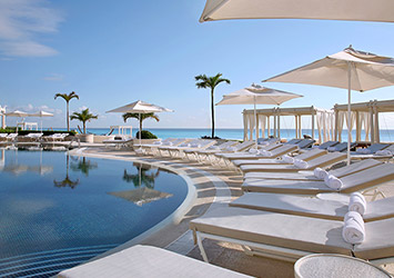 Sandos Cancun Cancun, Mexico pool
