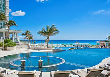 Sandos Cancun Cancun, Mexico pools