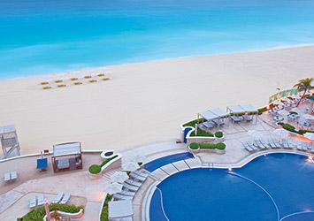 Sandos Cancun Cancun, Mexico beach