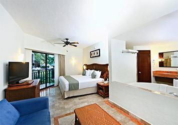 Sandos Caracol Eco Resort Riviera Maya, Mexico room