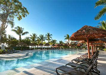 Sandos Caracol Eco Resort Riviera Maya, Mexico pool