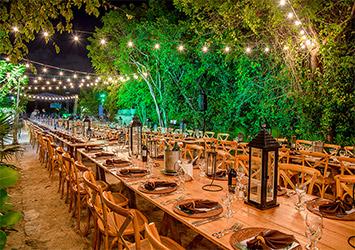 Sandos Caracol Eco Resort Riviera Maya, Mexico dining