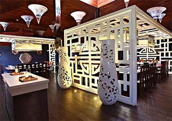 Sandos Caracol Eco Resort Riviera Maya, Mexico restaurant