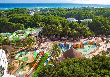 Sandos Caracol Eco Resort Riviera Maya, Mexico