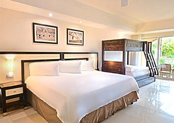 Sandos Playacar Riviera Maya, Mexico bedroom