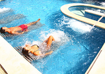 Sandos Playacar Riviera Maya, Mexico pool