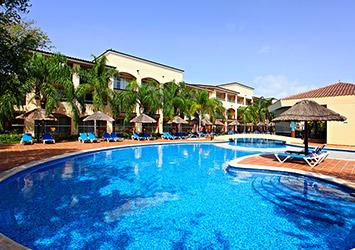 Sandos Playacar Riviera Maya, Mexico swimming pool