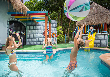 Sandos Playacar Riviera Maya, Mexico kids pool